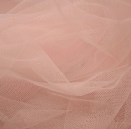 Soft Poly Tulle LIGHT PINK