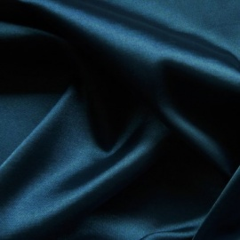 Stretch Satin NAVY